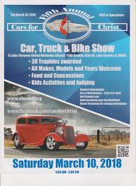Cars For Christ Car Show - Lake Charles - Events - Contraband ... Truck Driving School Lake Charles La S Katrina Hell And High Water Aps Crews Head To Puerto Rico Assist With Power Restoration Monster Truck Show 2015 Civic Center Youtube 2016 Chevrolet Silverado 1500 Ltz City Louisiana Billy Navarre Certified Atomic Towing Recovery Llc 530 N Grace St La 70615 Port Bring Help Stormravaged Island Local Americanpresscom Ford Dealer In Used Cars Bolton Service Department Old River Rentals Bridgewater Global Solutions Accident Volving Motorcycle Sulphur