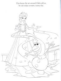 Coloring Pages Disney Frozen Pdf Characters Printables