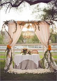 Rustic Vintage Wedding Arch Decoration Ideas