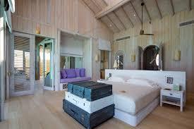 chambre sur pilotis maldives des villas de rêve aux maldives