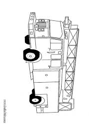Fire Truck Coloring Page | Coloring Pages | Pinterest | Fire Trucks