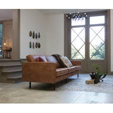 grand canapé canapé 3 5 places en cuir bronco par drawer fr