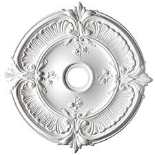 Small Two Piece Ceiling Medallions by Amazon Com Focal Point 81031 31 Inch Acanthus Medallion 30 1 4