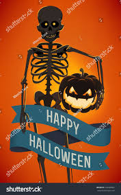 Free Cute Halloween Flyer Templates by Vector Modern Halloween Template Spooky Dark Stock Vector