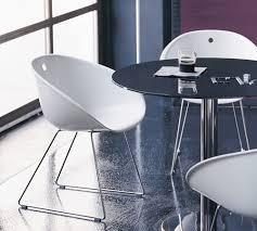 minimalistischen moderne design kunststoff acryl klassische esszimmer stuhl mit metall bein mode schönes design stuhl esszimmer möbel 2pc
