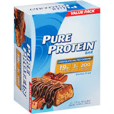 Pure Protein Bar, 19 Grams Of Protein, Chocolate Salted Caramel ... Atkins Chocolate Peanut Butter Bar 21oz 5pack Meal Amazoncom Special K Protein Strawberry 6count 159 Pure Pro 21 Grams Of Deluxe 176 Oz 6 Ct Replacements Shakes Bars More Gnc Chip Granola 17oz Replacement Healthy 15 That Are Actually Highprotein Myproteincom Weight Loss Diet Exante Slim Fast Shakes 1 Month Nutrisystem Soy Coent Top 10 Best Ebay Nutritional Amazoncouk The Orlando Dietian Nutritionist