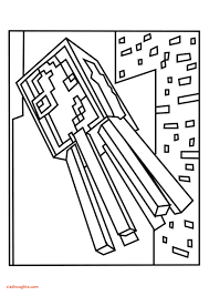 Stunning Design Ideas Printable Minecraft Coloring Pages Squid And Spider Free