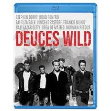 Deuces Wild Blu Ray Widescreen Musclegirls