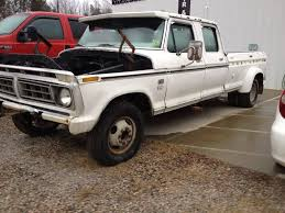 77 Ford F350 Crew Cab Dually For Sale - PowerStrokeArmy