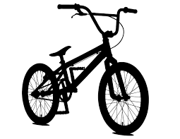 Bicycle BMX Bike Cycling Clip Art