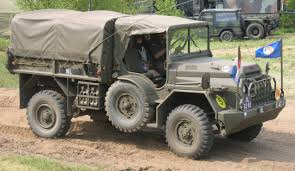 The DAF Brothers, Two Old Dutch Military Utility Trucks From The ...
