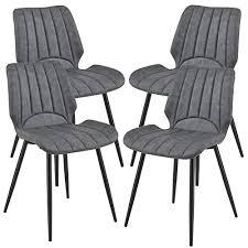 furniture 2x design stühle metall stuhl set lehnstuhl