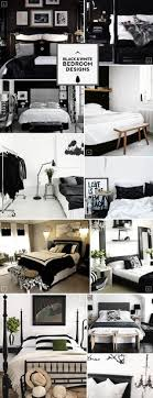 Black And White Bedroom Designs Decor Ideas