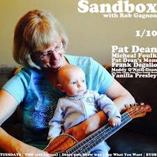 SANDBOX With Rob Gagnon Passionate Creative Comedy