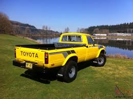 Beautifully Restored 1980 Toyota 4x4 Pickup, Original Turn Key Ready ...