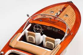 riva aquarama brown white