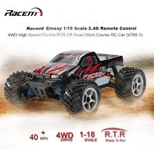 100 Used Rc Cars And Trucks For Sale Original Racent Crossy 118 Scale 24G Remote Control 4WD High