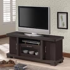 Sauder Edge Water Computer Desk Estate Black by Sauder Regent Place Panel Tv Stand Estate Black Hayneedle