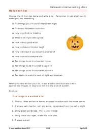 Halloween Mad Libs Pdf by B1 Halloween Teachit Languages