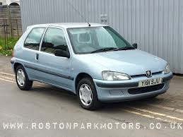 Used Peugeot 106 Cars for Sale