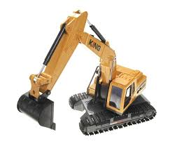 100 Truck Loader 10 1 Excavator RC Construction Electric 6CH Lights