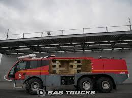 100 Airport Fire Truck Mercedes Crashtender Sides BAS S