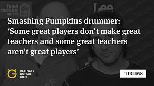 Smashing Pumpkins Tabs Today by Smashing Pumpkins Drummer Jimmy Chamberlin How Much Drum Lessons