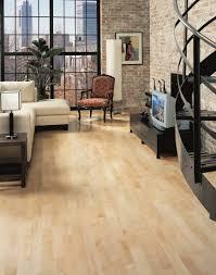Natural Maple Hardwood Flooring
