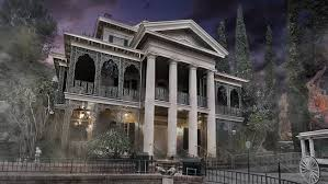 Scariest Halloween Attractions In Southern California by Haunted Mansion Disneyland Park