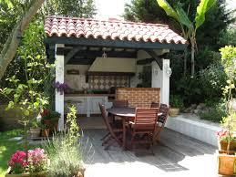 cuisine extérieure d été plan cuisine exterieure d ete dootdadoo com idées de