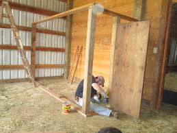 Chicken Coop - Inside A Larger Barn | BackYard Chickens New Age Pet Ecoflex Jumbo Fontana Chicken Barn Hayneedle Best 25 Coops Ideas On Pinterest Diy Chicken Coop Coop Plans 12 Home Garden Combo 37 Designs And Ideas 2nd Edition Homesteading Blueprints Design Home Garden Plans L200 Large How To Build M200 Cstruction Material For Inside With Building A Old Red Barn Learn How Channel Awesome Coopwhite Washed Wood Window Boxes Tin Roof Cb210 Set Up
