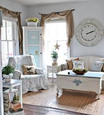 comfy farmhouse living room designs to digsdigs