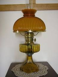Aladdin Kerosene Lamp Model B by The Aladdin Amber Corinthian Model B 101 Is An Elegant Oil Lamp