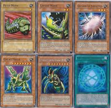 Yugioh Seal Of Orichalcos Deck by Authentic Weevil Orichalcos Deck Perfectly Great Moth 43 Cards