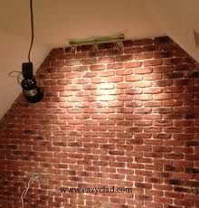 feature walls using brick tiles brick wall cladding eazyclad