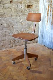 Vintage Industrial Office Chair By Stoll Giroflex - Stowaway London
