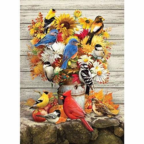 Cobble Hill Fall Harvest 500 PC Puzzle