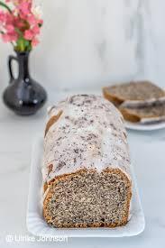 Glutenfreier Kuchen Rezept Ohne Nã Sse Einfaches Mohnkuchen Rezept Aus Der Kastenform Ohne Mehl