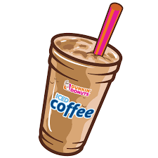 Dunkin Donuts Coffee Sticker For IOS Android