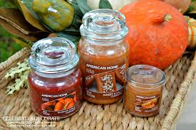 Yankee Candle Pumpkin Apple by How To Create An Autumn Hostess Gift Basket Celebrate U0026 Decorate