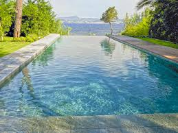 100 Infinity Swimming Comparative Pool With Skimmers Or Infinity Pool