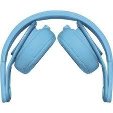 DJ Headphone Beats MIXR COLR LIGHT BLUE ear Foldable Headset