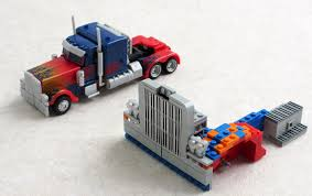 100 Optimus Prime Truck Model This Transforming LEGO Build Might Be One Of The Most