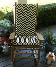 Rocking Chairs At Cracker Barrel by Rocking Chair Cushions Ebay