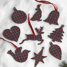 Christmas Tree Shop North Conway by Tartan Christmas Tags Tartan Christmas Tartan And Wooden Gifts
