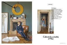 100 Contemporary Design Magazine A Dialogue Between Antique Fine Arts And Contemporary Design In A