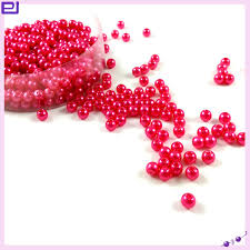 ApplicationCraft Items Small Pearl Beads W PET Box Package For DIY Necklacebracelet Etc MaterialPlastic Packing15g Dia 55cm