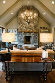 100 Exposed Joists Gorgeous Living Room With A Vaulted Ceiling And