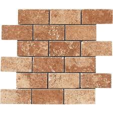 MARAZZI Montagna Soratta 12 in x 12 in Porcelain Brick Joint