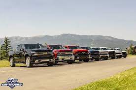100 Chevy Truck Forums First Drive Review 2019 Silverado The Garage GMscom